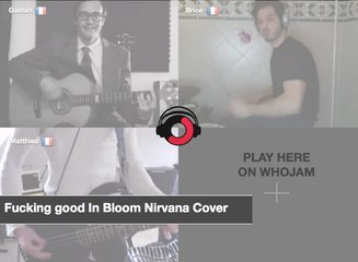In Bloom (Nirvana Collaborative Cover) #whojam