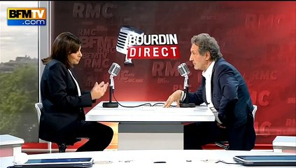 JO : Hidalgo souhaite que le triathlon se déroule dans la Seine