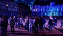 Rennes : la place du Parlement de Bretagne s'illumine pour l'été