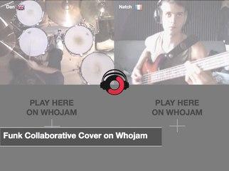 Funk Collaborative Cover #whojam