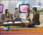 NTV7 The Breakfast Show- A Young Entrepreneur Success
