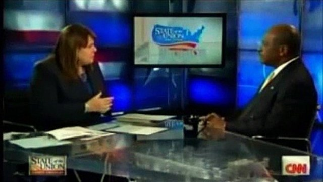 Herman Cain: It's not Racism its Failed Economic Policies