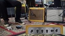 Fender Limited Edition Blues Junior III in Emerald Green