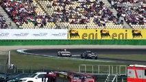 Hockenheim Historic 2014 - Triumph Competition & British Car Trophy Race #1