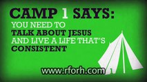 debunked: As a Christian I Don't Need to Talk About Jesus (I just need to live a good life)