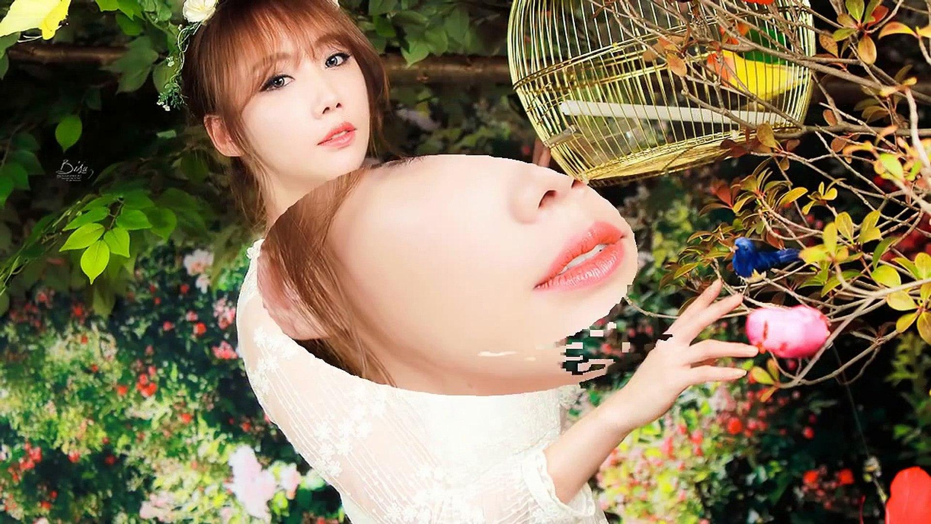 Ngắm những cô gái xinh đẹp nhất Hàn Quốc   Liên khúc nhạc trẻ Dáng Em remix