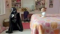 Publicidad Volkswagen 2013 anuncio Passat Propaganda Darth Vader Star Sars 2013