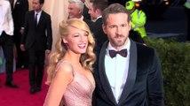 Ryan Reynolds Jokes That Blake Lively's Red Carpet Prep is 'Intense'