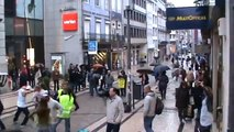FlashMob Via Catarina - Rua Sta. Catarina (Voos Low Cost Madeira)