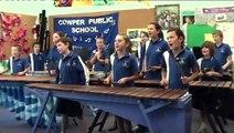 Cowper Public School - GenerationOne Hands Across Australia Schools Competition 2011