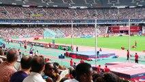 Meeting athlétisme 4 juillet 2015 au Stade de France