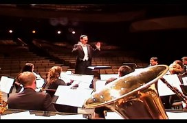 UAA Wind Ensemble American Salute by Morton Gould