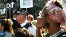 Megaphone Confiscation by Police in England