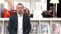 Kiosque des auteurs : rencontre avec Christian Thuderoz, professeur de sociologie à l'INSA Lyon