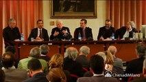 15 aprile 2014 Conferenza stampa di presentazione del Refettorio Ambrosiano