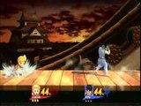 Super Smash Bros. For Wii U Extremechiton (Lucas) vs. Zerker (Ryu)