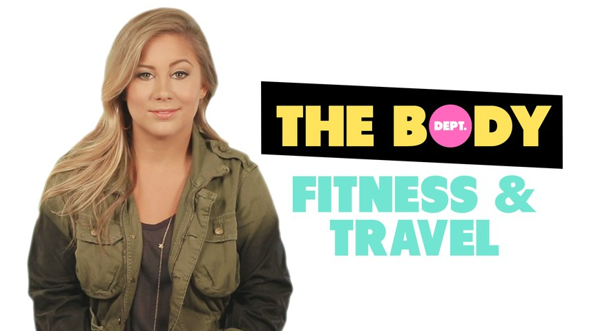 The Body Department Episode 2 with Shawn Johnson