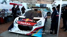 Peugeot Pikes Peak | Interview with Peugeot Communications Director live from Pikes Peak