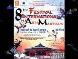 Cuu Long Vo Dao (2004) Festival arts martiaux combat simulé Antoine