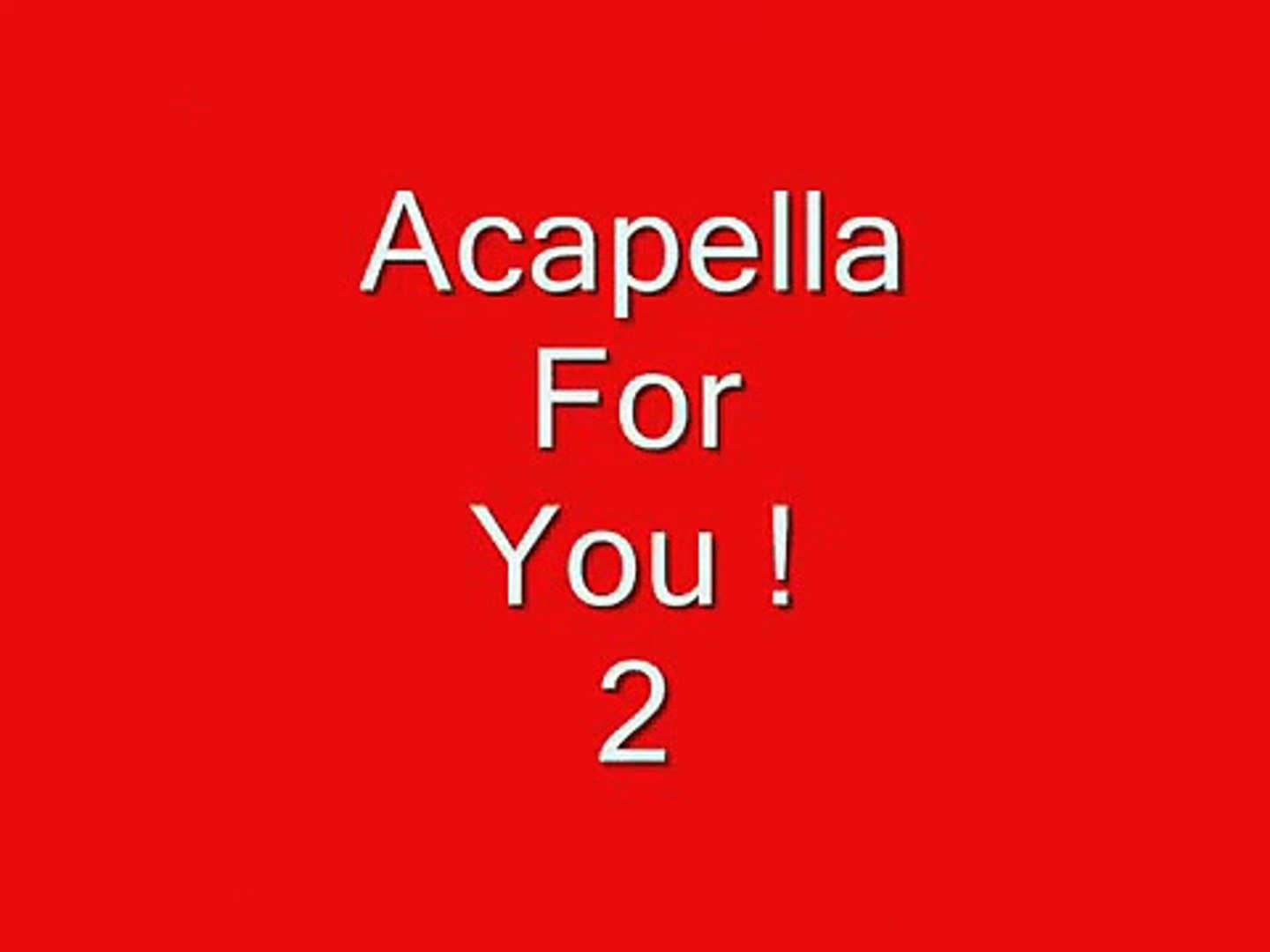 JODEEMIX 80 90 vocal sample Acapella scratch dj