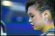 Chen Lu 陈露 (CHN) - 1996 World Figure Skating Championships, Ladies' Short Program