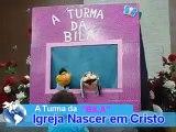 Teatro de bonecos - A Turma da Bila - Igreja Nascer em Cristo
