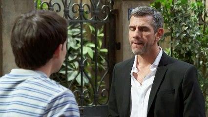 Fred Canelli aborde Julio