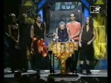 Red Hot Chili Peppers Thank Satan at MTV Awards Show