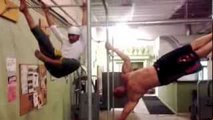 Vin Diesel and Tony Jaa F7 Combat BodyBuilding Training