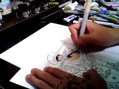 How to Draw Dragonball 鳥山明の好きな絵を