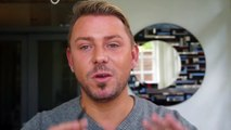 HOW TO USE: WAYNE GOSS THE COLLECTION BRUSH NO  8