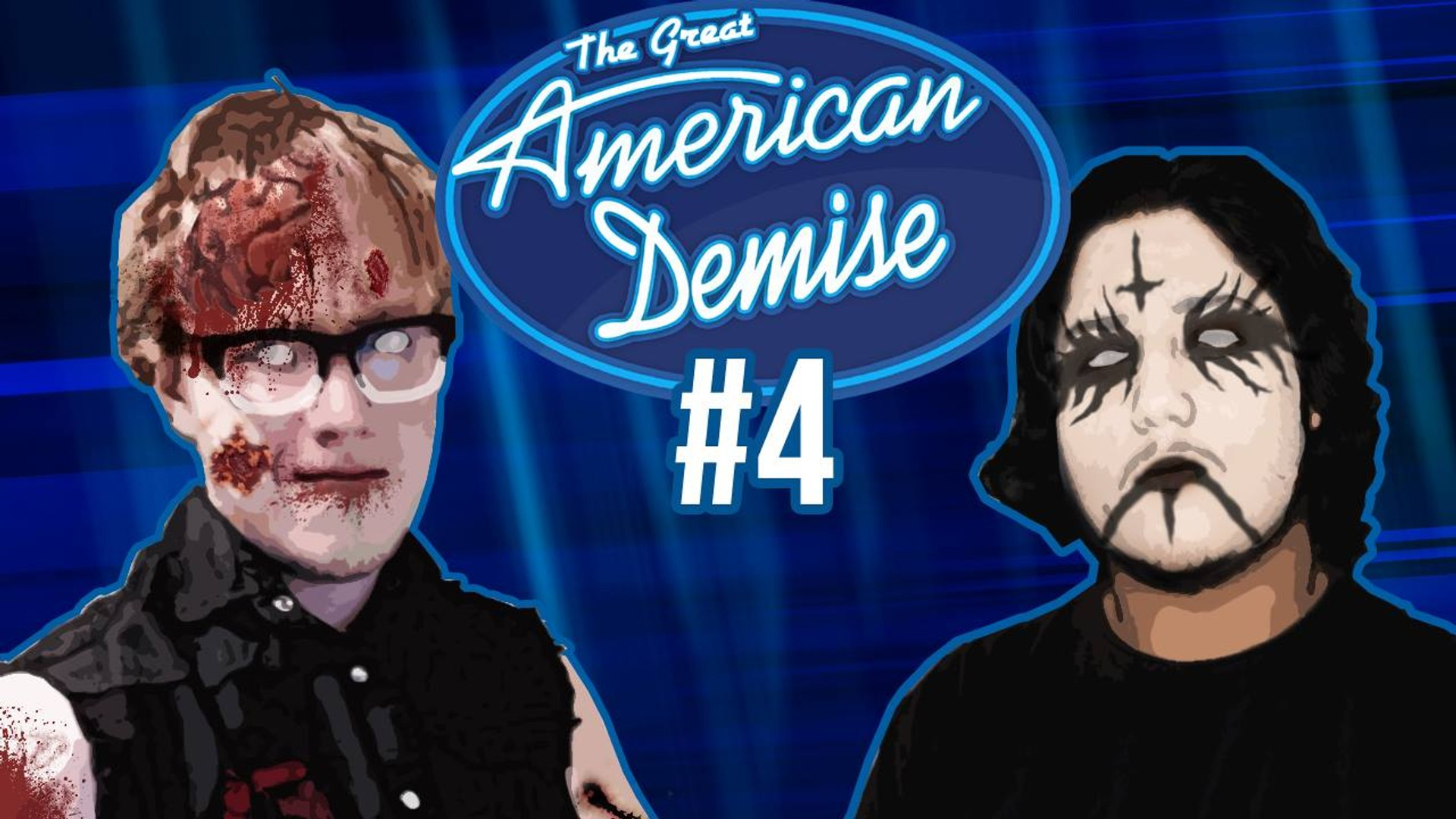 The Great American Demise [Episode 4 - Atticus TheDeathMetaller & COCF]