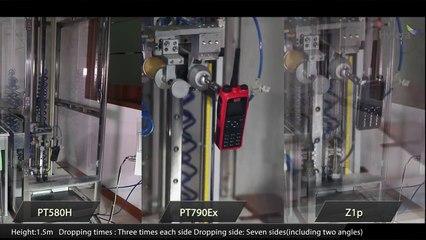 Hytera El Telsizi ve Araç Telsizi Zorlu Test Şartları