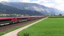 Treinen langs Vomp 8 augustus 2010 - deel 1