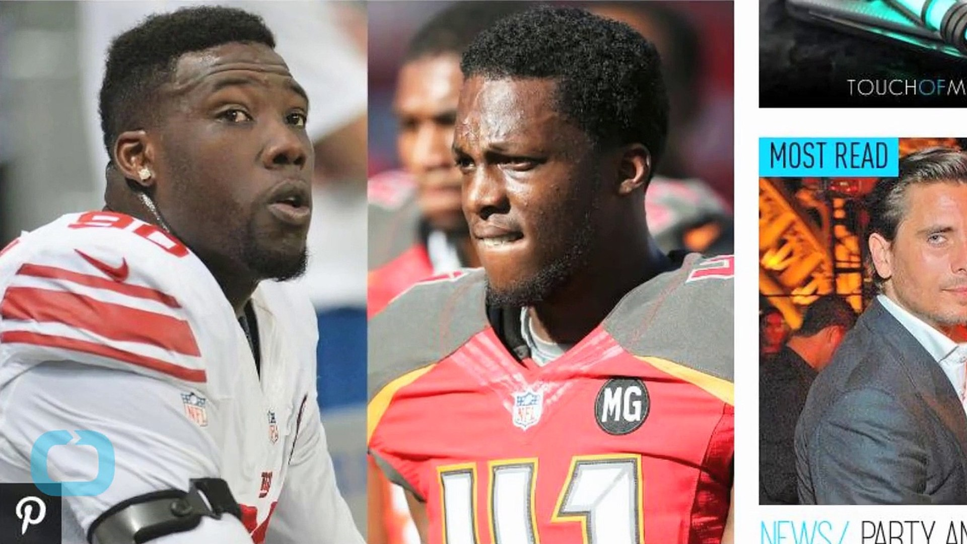 NFL Players Jason Pierre-Paul and C.J. Wilson Each Get Fingers Amputated Following Firework Accident