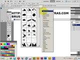 Create new Photoshop brushes tutorial (CS6 CS5 CS4 CS3 CS2 etc)