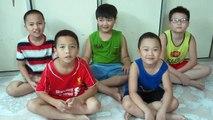 Teaching English for kids - Ms. Nhung's class - Song 10