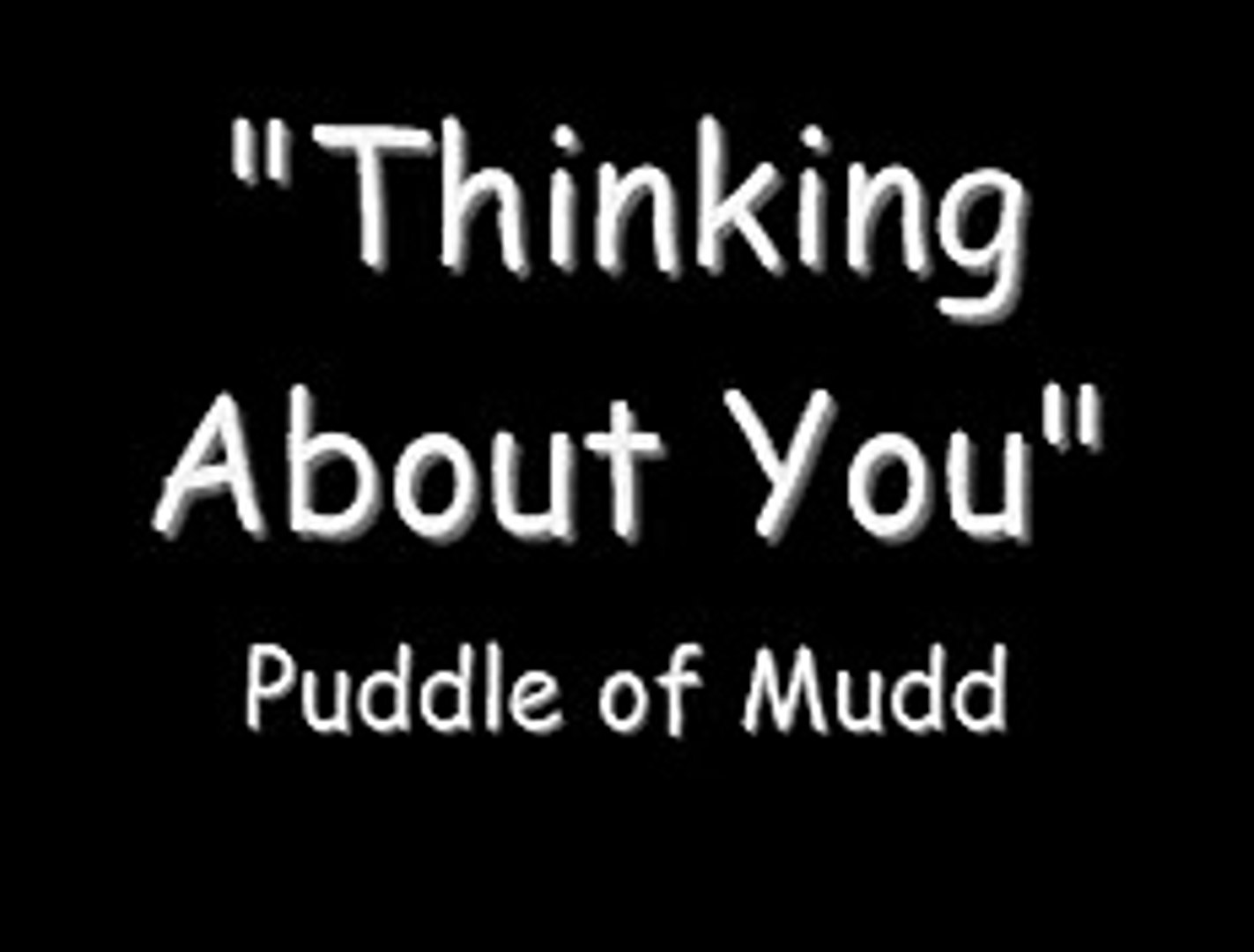 National Day Of Reconciliation ⁓ The Fastest Puddle Of Mudd