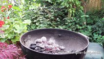 How to cook beer can chicken on a  Weber kettle barbecue