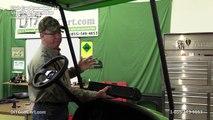 Wet Sounds Stealth 6 Sound Bar Install on Golf Cart