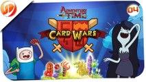 Guerra das Cartas 04 - Finn vs Marceline[Card Wars] [Hora de Aventura]