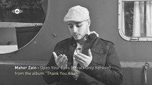 Maher Zain - Open Your Eyes | Vocals Only - (Lyric)