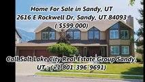 Sandy Real Estate For Sale by Salt Lake City Real Estate Group Sandy, UT   2616 E Rockwell Dr,Sandy