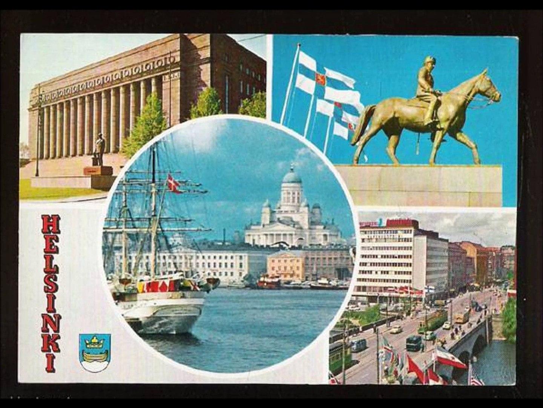 Helsinki 1969-1989 / Хельсинки 1969-1989