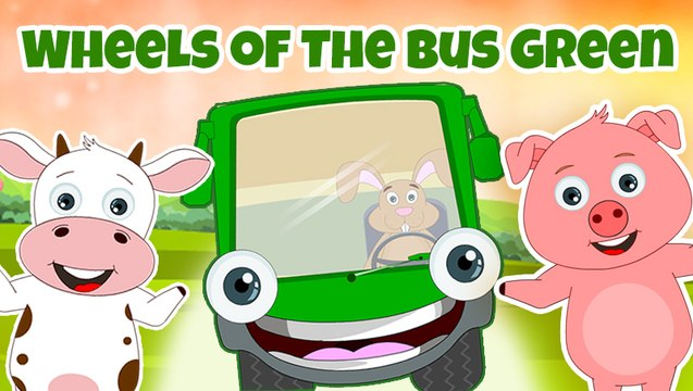 Wheels of The Bus Green