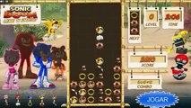 Sonic Boom - Jogos do cartoon network | Novo Click Jogos