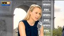 """FN: """"Jean-Marie Le Pen n'a rien gagné d'autre que du temps"""", estime Marion Maréchal-Le Pen"""