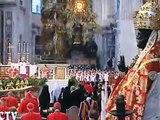 Papal Liturgy - Pope Benedict XVI