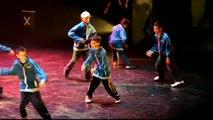 Thomas-Jules Turcotte 8 ans Break Dance