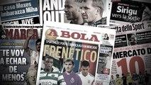 Le Real Madrid continue son mercato au Portugal, Mexès met le feu au Milan AC